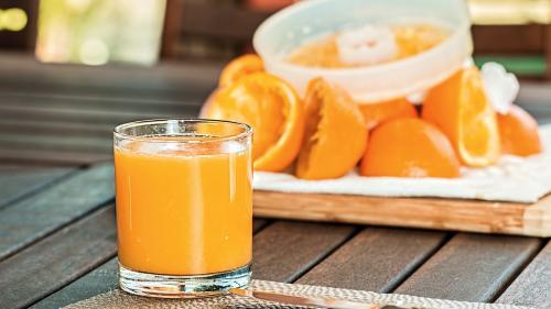 Cum să combini eficient sucurile de fructe