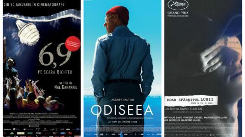 """Filme despre sfârșitul lumii, pe marile ecrane, luna aceasta! Intră în cinematografe  """"6,9 pe scara Richter"""", în regia lui Nae Caranfil"""