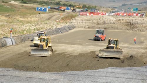Meşterul Manole în variantă italiană: se mai surpă o bucată de autostradă?