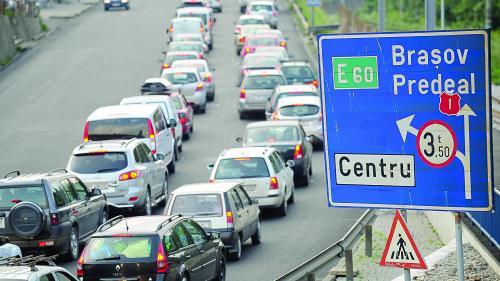 CNAIR vrea să deschidă traficului 90 de kilometri de autostradă