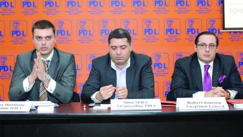 Afaceriştii de casă ai PDL se reinventează pe bani grei