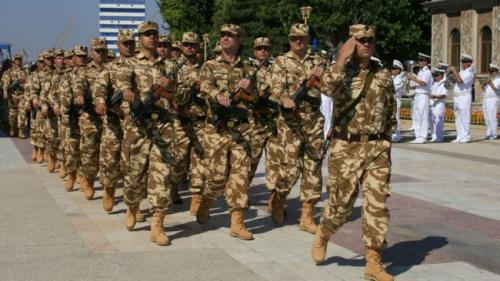 VIDEO - Mesaj muzical de Dragobete de la militarii români din Kandahar, Afganistan