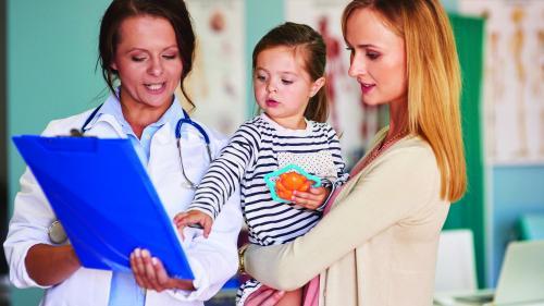 Copiilor li se va testa colesterolul, începând de la 6 ani