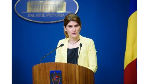 Cum a ajuns Alina Petrescu purtătorul de cuvânt al Guvernului Grindeanu