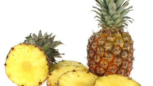 Compozitie ananas