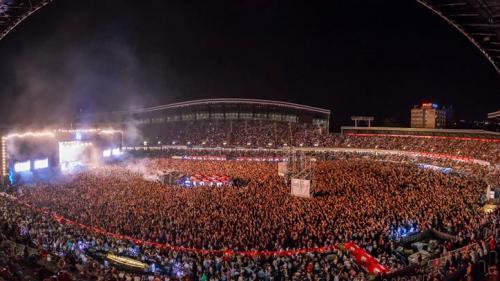 Festivalul UNTOLD ar putea avea o ediție și la Constanța