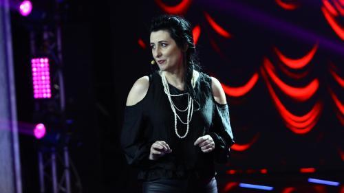 """O nouă concurentă își declară admirația față de Mihai Bendeac, pe scena """"iUmor"""""""