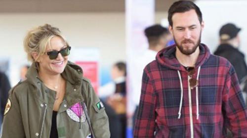 Kate Hudson are un nou iubit și nu este Brad Pitt