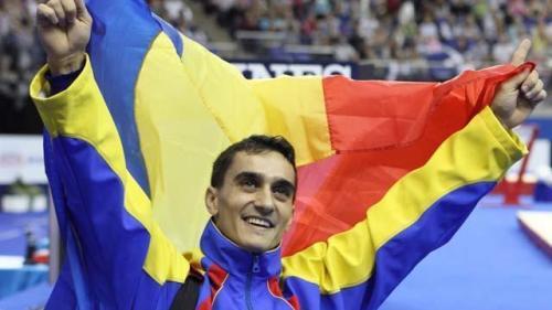 Marian Drăgulescu a ocupat locul opt în finala de la sărituri de la Cupa Mondială de la Doha