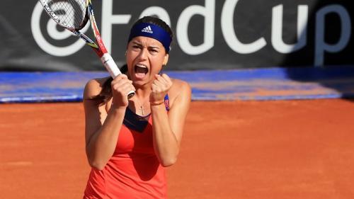 Miami Open 2017. Sorana Cîrstea, învinsă de Caroline Wozniacki