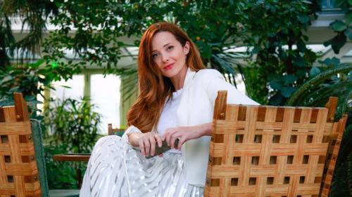 """Ana Maria Roman: """"Sunt visătoare, creativă, boemă şi foarte împrăştiată"""""""