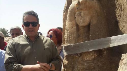 Arheologii au făcut o descoperite tulburătoare într-un templu mortuar antic din Egipt