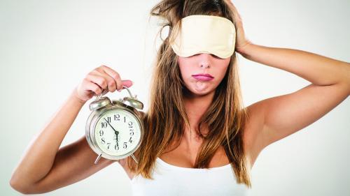 Arhitectura somnului și orarul de refacere a organelor