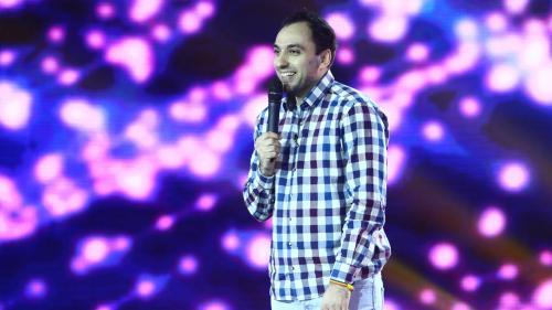 """Cristi Priză, cel de-al patrulea finalist ales de telespectatorii Antena 1 prin aplicația """"iUmor"""""""