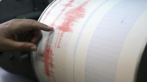 Două cutremure în zona Vrancea, în noaptea de duminică spre luni