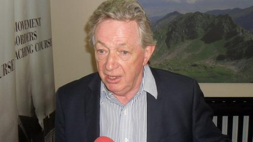 Doctor britanic fascinat de România şi de specialiştii români