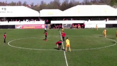 Fotbal: Un jucător scoţian a marcat un gol chiar din lovitura de începere a meciului