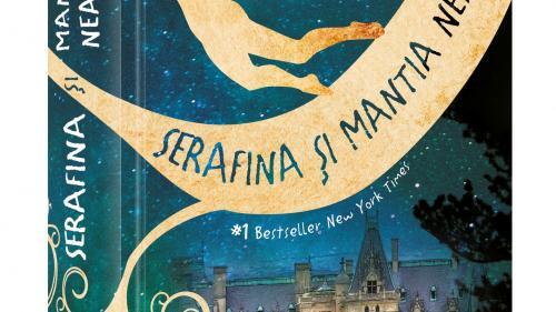"""Concurs. Câştigă cartea """"Serafina și mantia neagră"""""""
