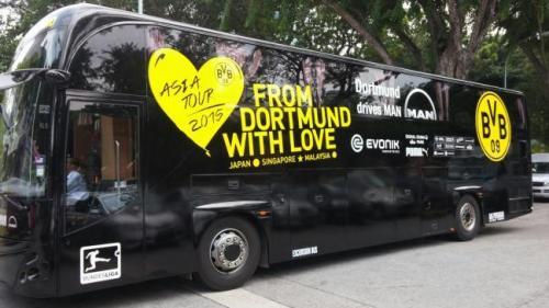 Borrusia Dortmund ia în calcul retragerea din Liga Campionilor