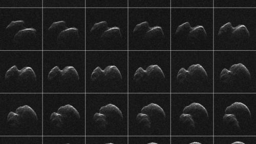 Un asteroid de 600 de metri se rostogolește către Terra
