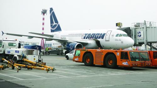 20 de aeronave pentru TAROM