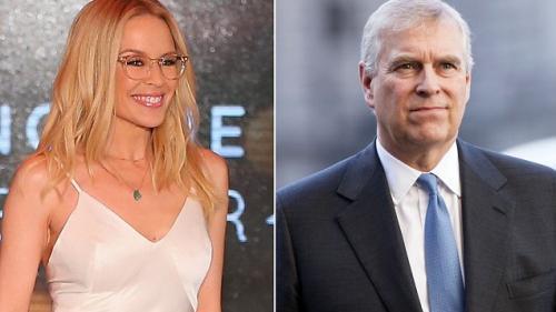 Kylie Minogue şi prinţul Andrew, un nou cuplu la orizont?