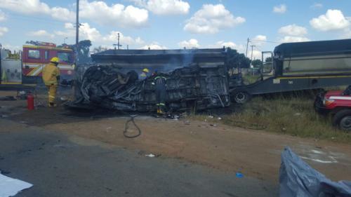 Africa de Sud: 20 de elevi şi-au pierdut viaţa într-un accident rutier