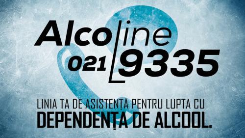 AlcoLine 021.9335 – Prima linie de asistență pentru lupta cu dependența de alcool