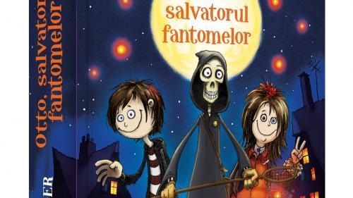 """Concurs. Câştigă cartea """"Scary Harry"""""""