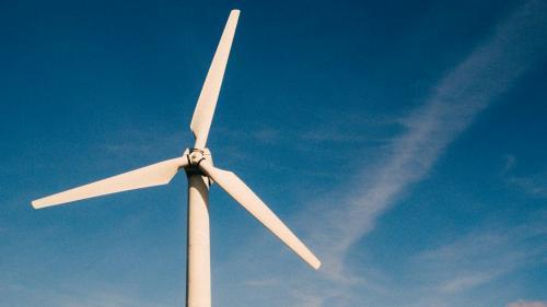 Energia eoliană asigură aproape o treime din producţia naţională de electricitate