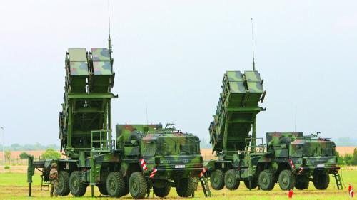 Lista de cumpărături a MApN. România vrea rachete PATRIOT