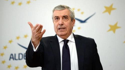Tăriceanu: Voi candida la funcţia de preşedinte ALDE