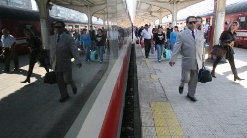 Trenurile pleacă din Gara de Nord cu întârzieri