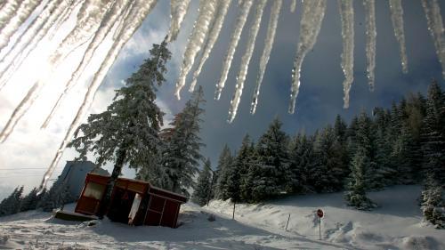 Minus 9 grade Celsius la Miercurea Ciuc, cea mai scăzută temperatură a primăverii
