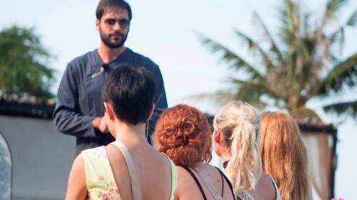 """Cinci cupluri din 2176 înscrise la casting din toată lumea își vor testa relația la """"Temptation Island – Insula iubirii"""""""