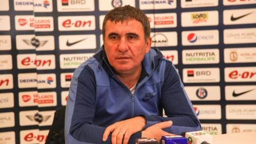 Gică Hagi: Steaua a fost mai bună ca noi. Dacă nu era el, am fi pierdut acest meci