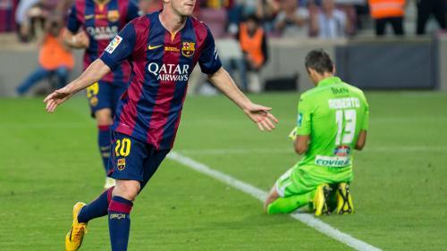 Real Madrid-Barcelona. Meci NEBUN pe Santiago Bernabeu. Messi a fost decisiv