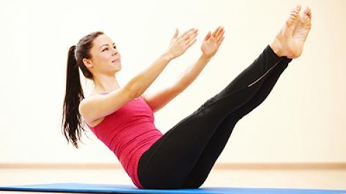 Exercitii de pilates. Scapă de stres și anxietate!