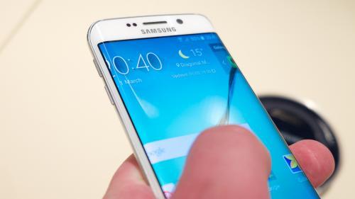 Următorul telefon Samsung Galaxy ar putea avea ecran cu patru laturi curbate