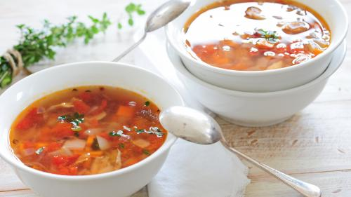 REŢETA ZILEI: Stracciatella alla romana (supa tradiţională a Romei)