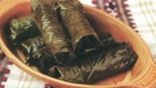 Reteta de sarmalute din carne de gasca (dupa Radu Anton Roman)