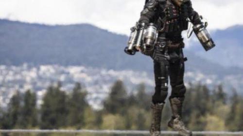 VIDEO - Costumul de zbor al lui Iron Man a devenit realitate