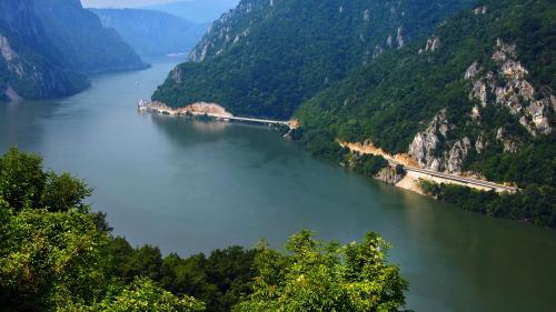 Arii protejate ale României.Parcul Natural Porțile de Fier