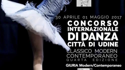 România - reprezentată la unul dintre cele mai importante concursuri de balet din Italia