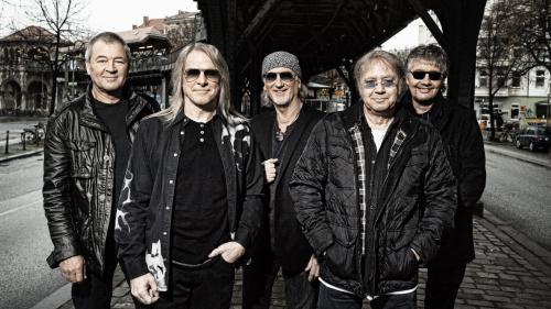 Deep Purple în concert la București