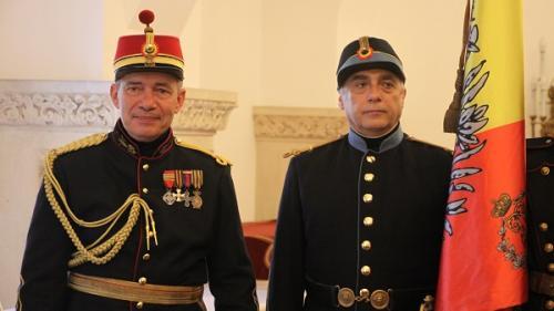 Culorile Marţialităţii. Splendoarea uniformei dinaintea Marelui Război (VIDEO)