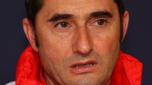 Ernesto Valverde va fi noul antrenor al echipei FC Barcelona