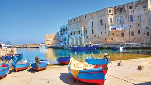 Destinația săptămânii. Bari, orașul pescarilor