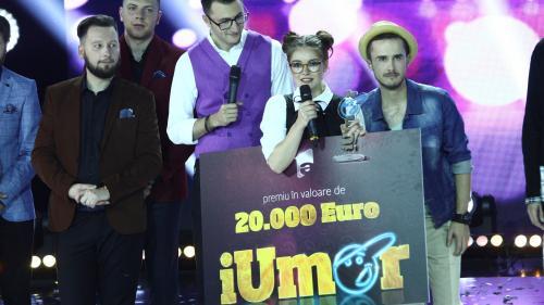 """Antena 1 a fost lider de piață pe toate targeturile de populație cu finala """"iUmor"""""""