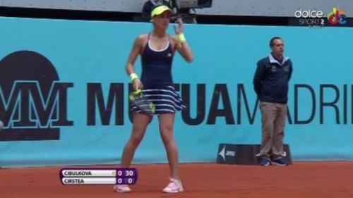 Sorana Cîrstea s-a calificat în sferturile turneului WTA de la Nurnberg